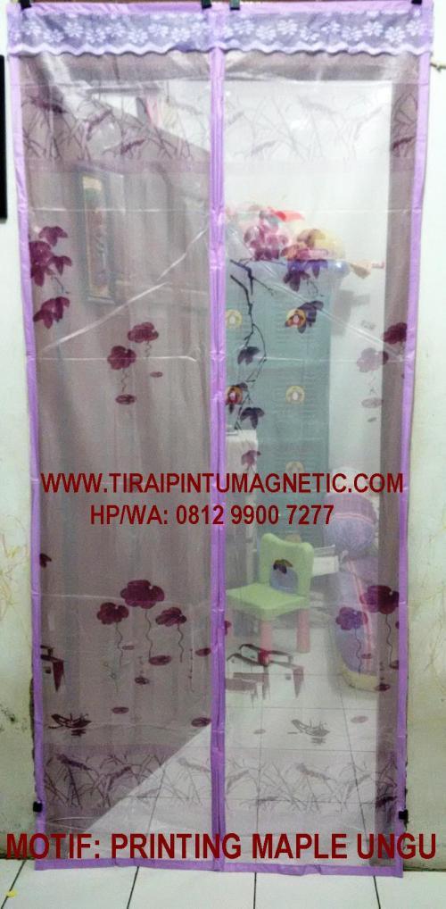 Size: 95x210 Warna: Hijau Motif : Printing Maple
